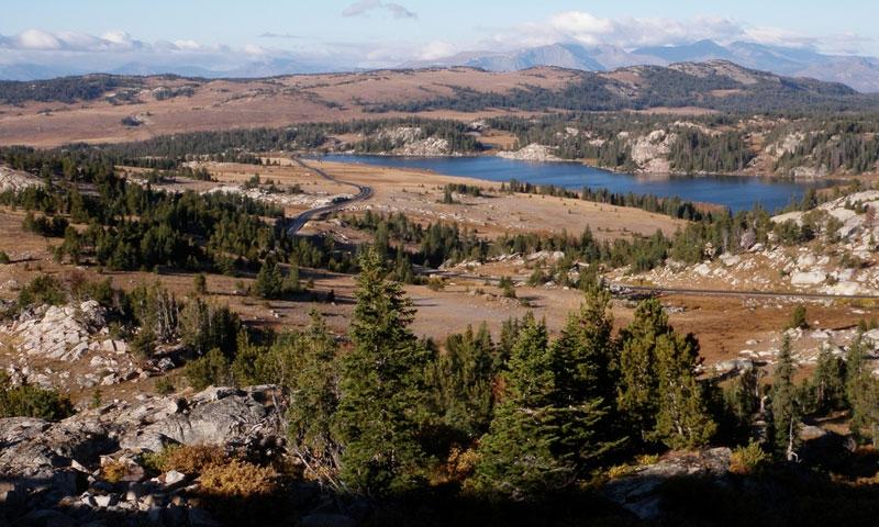 Beartooth Highway Montana