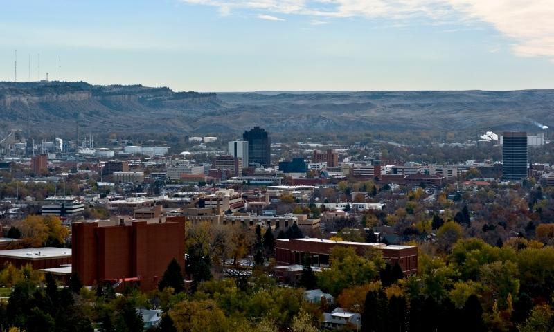 Billings Montana Downtown