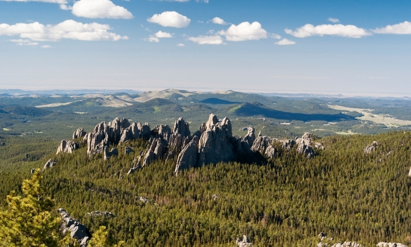 Black Hills South Dakota