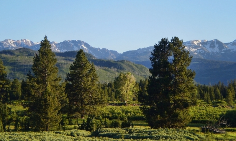 Yellowstone National Park Rv Parks >> Places to Visit: Rockefeller Parkway - AllTrips