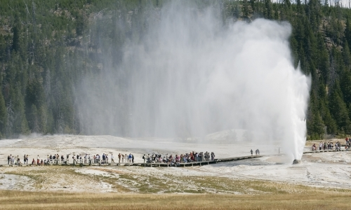 Yellowstone Short Hikes