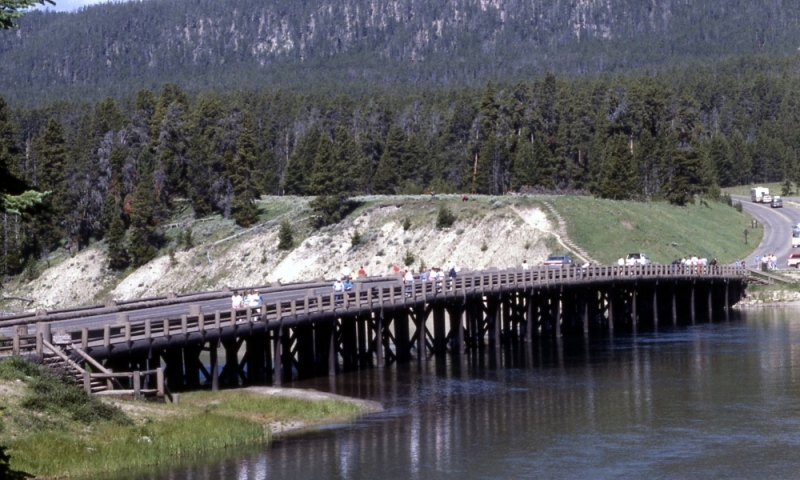Fishing Bridge Yellowstone