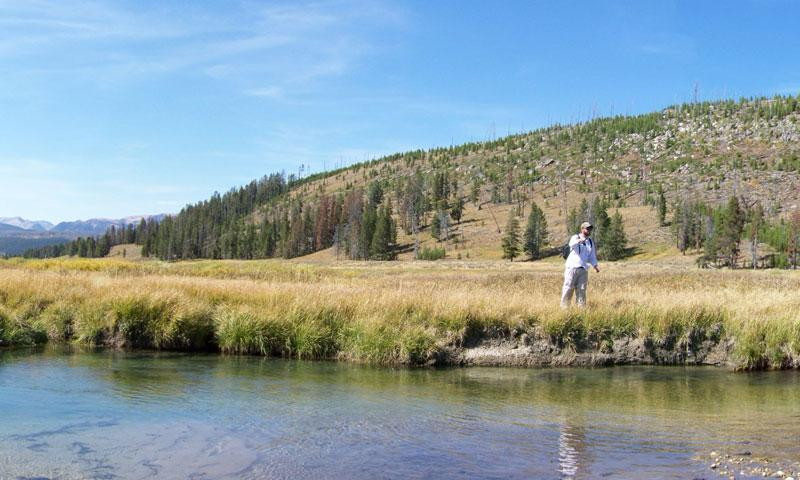Gallatin River Wyoming Fly Fishing Camping Boating Alltrips
