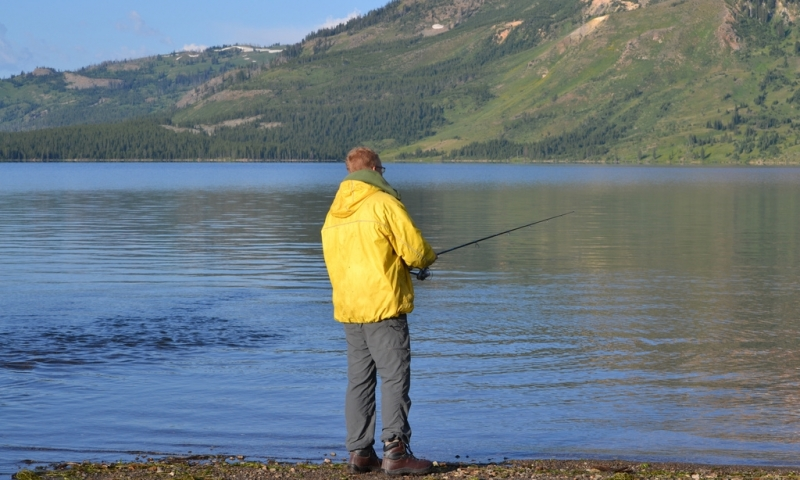 Heart Lake Wyoming Fishing Camping Boating Alltrips