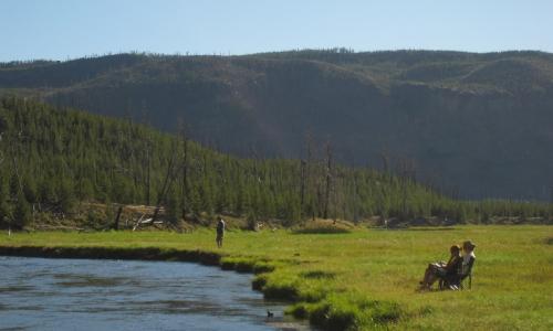 Yellowstone Rivers Madison