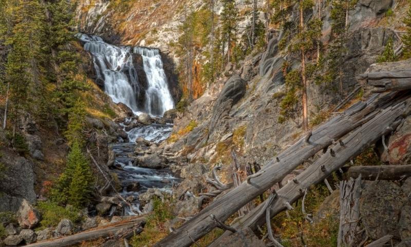 Mystic Falls Wyoming