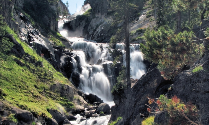 Mystic Falls Yellowstone