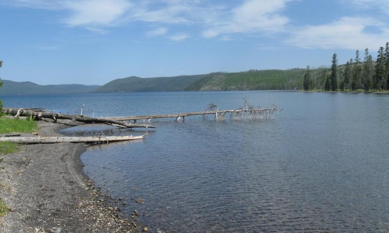 Shoshone Lake