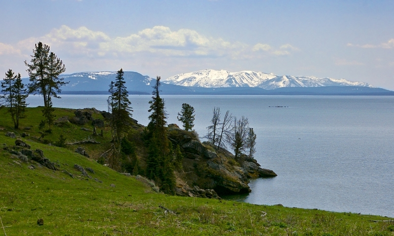 Yellowstone lake wyoming fishing camping boating alltrips for Yellowstone lake fishing