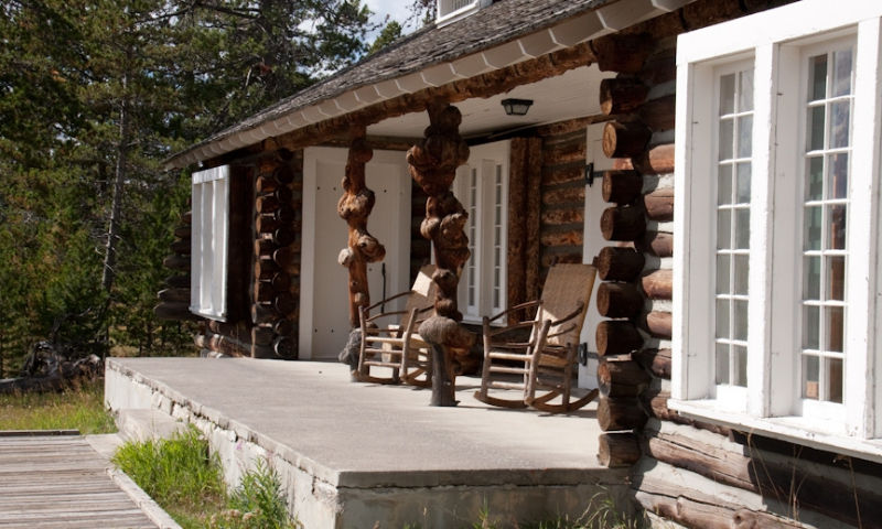 Norris Geyser Basin Visitors Center And Museum Alltrips
