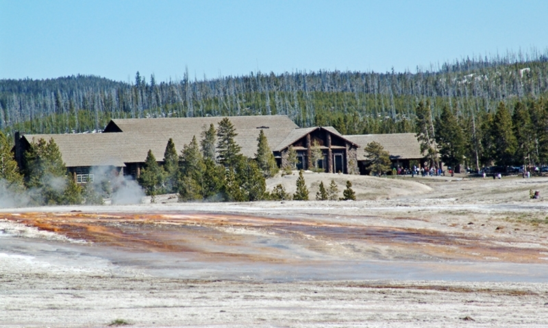 Old Faithful Lodge Amp Cabins Yellowstone Alltrips