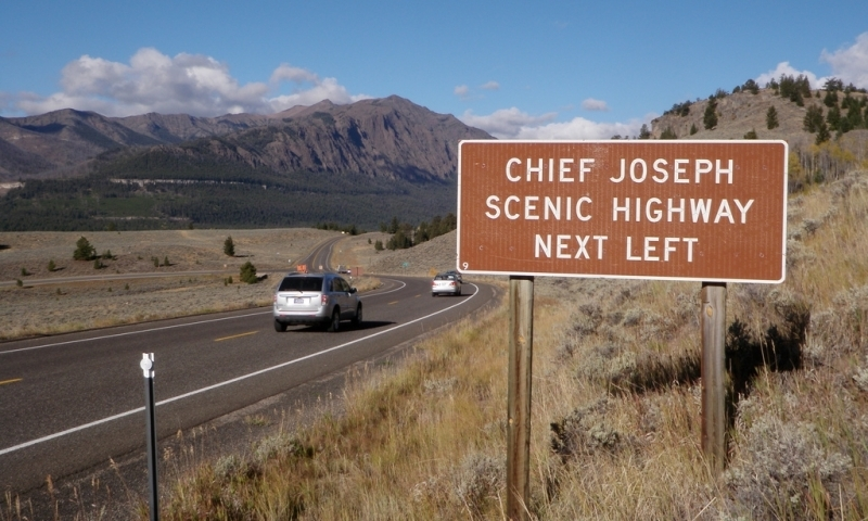 Chief Joseph Byway Wyoming