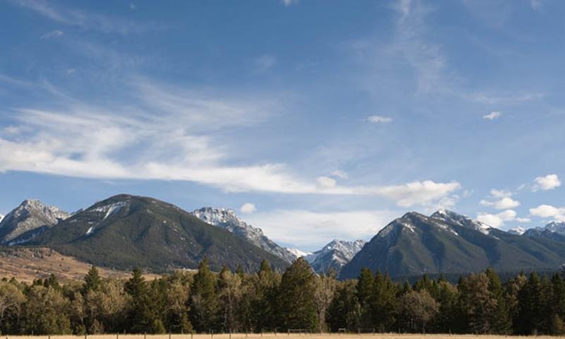 Paradise Valley Montana