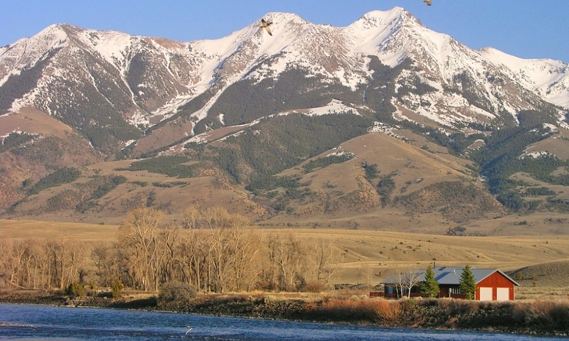 Livingston Montana Real Estate Yellowstone River Paradise Valley