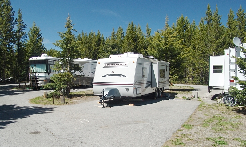 Lastest Yellowstone Amp Grand Teton RV Sites  Fireside Resort At Buffalo Valley