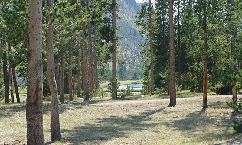 yellowstone madison campground map Madison Campground Yellowstone National Park Alltrips yellowstone madison campground map