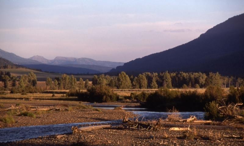 Lamar Valley In Yellowstone National Park Alltrips