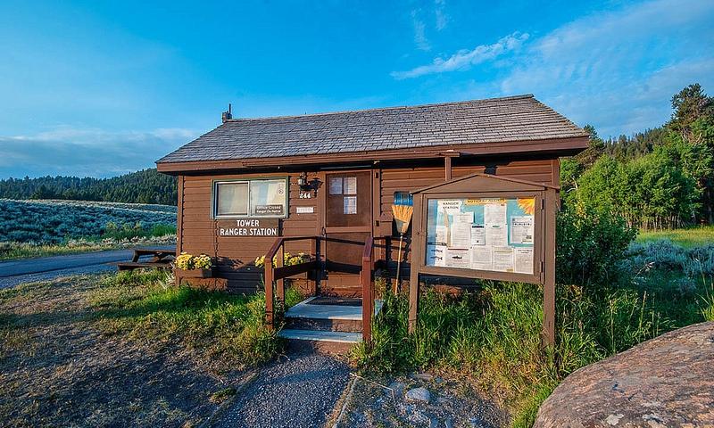 Roosevelt Ranger Station