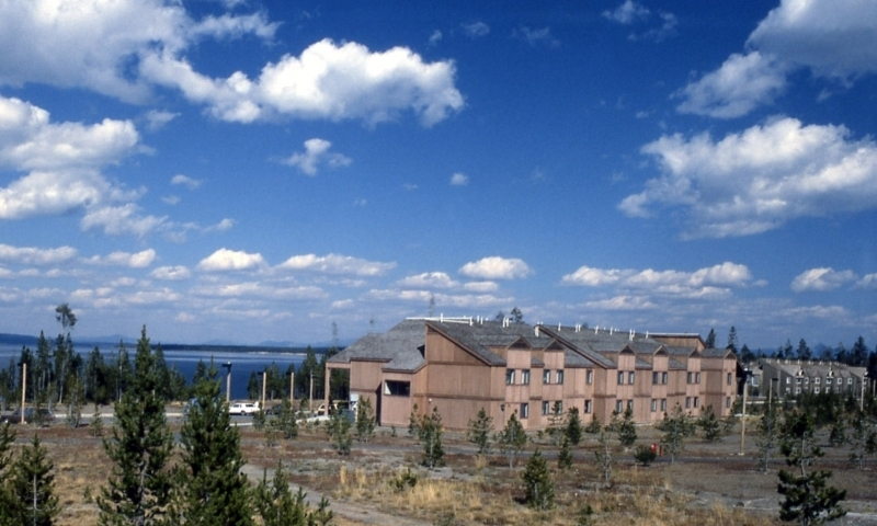 West Thumb Amp Grant Village In Yellowstone National Park Alltrips