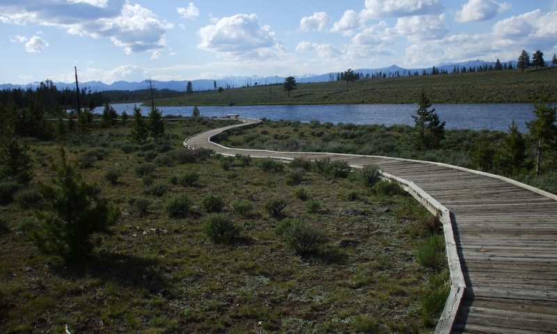 Yellowstone Madison Area Day Hikes Alltrips