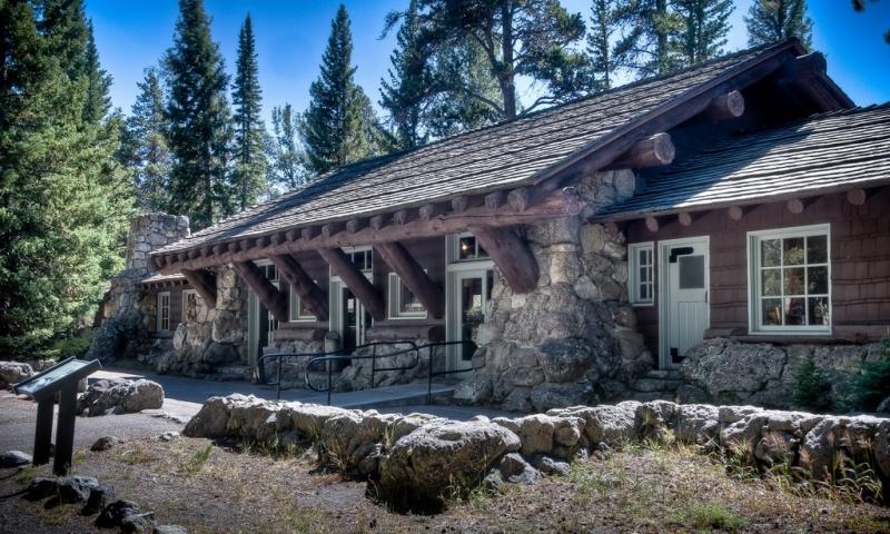 Yellowstone Lake Village History Alltrips