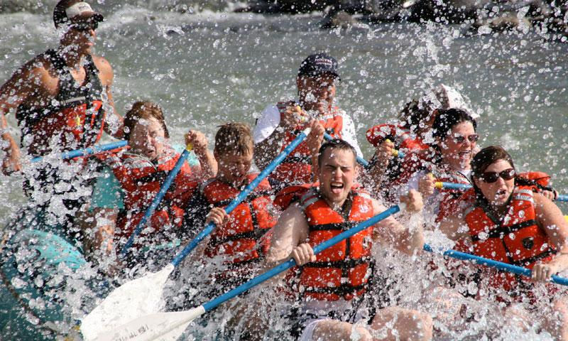 Whitewater Rafting in Montana