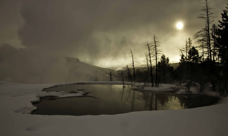 Yellowstone Winter Vacations
