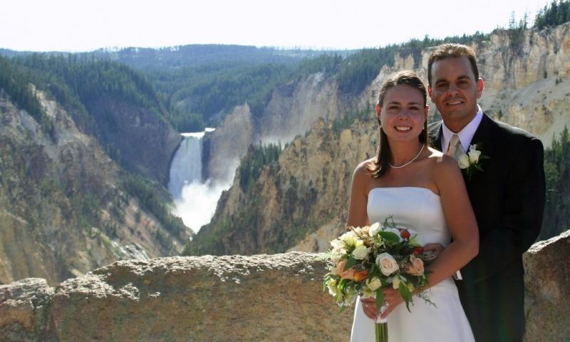 Yellowstone Wedding