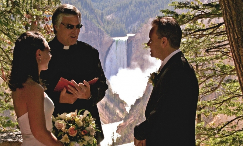 Yellowstone Weddings