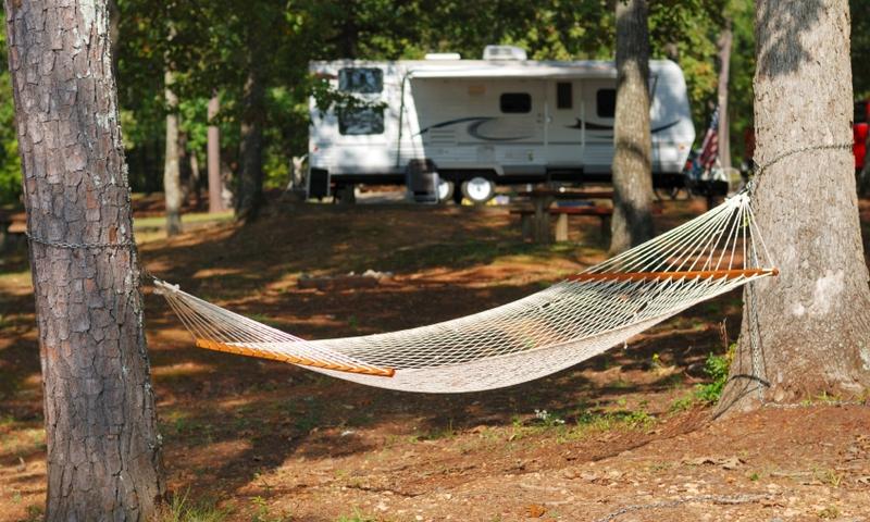 Rv Camping Yellowstone National Park