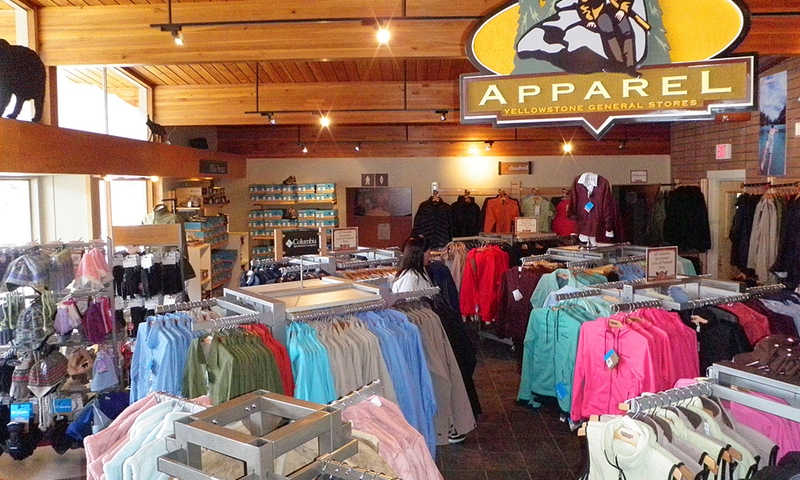 Yellowstone National Park Shopping, Gifts & Stores - AllTrips