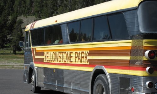 Yellowstone Bus Tours National Park Charters Alltrips