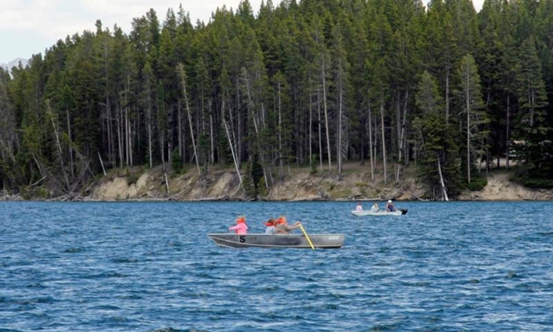 Yellowstone National Park Boating, Boat Rentals & Marinas - AllTrips