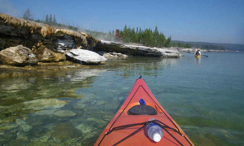 Yellowstone National Park Kayak Canoe Sup Rentals