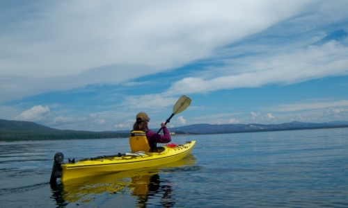 Yellowstone Kayak