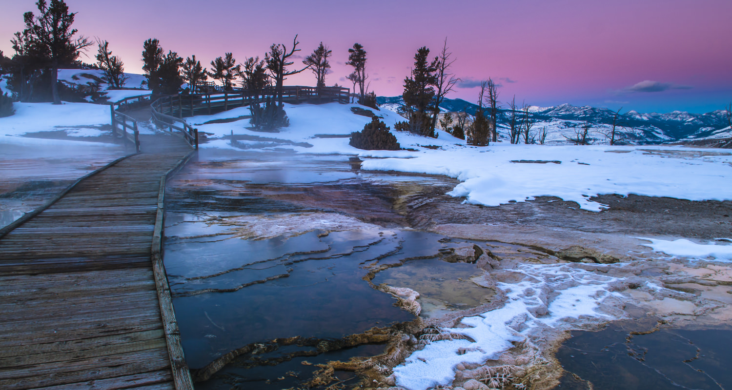 Yellowstone national park vacation packages all inclusive for Winter all inclusive vacations